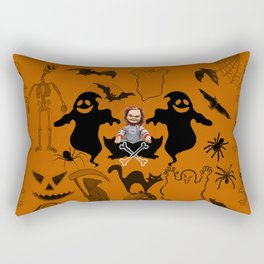 Scream Queen (Chucky Edition) Rectangular Pillow