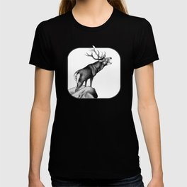 Stag Roaring in the Rut T-shirt