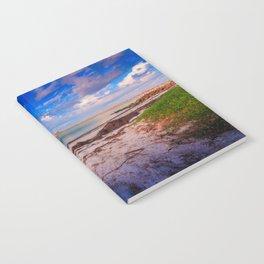 City Pier on Anna Maria Island Notebook