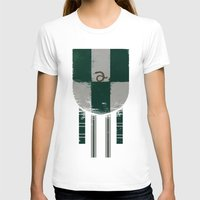 slytherin T-shirts featuring slytherin crest by nisimalotse