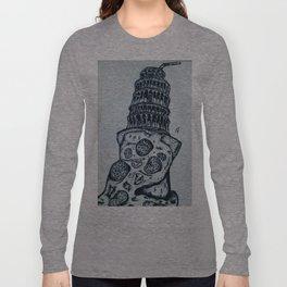 Tower of Pisa  Long Sleeve T-shirt