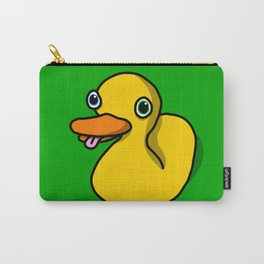 Drunk Duck | Veronica Nagorny Carry-All Pouch