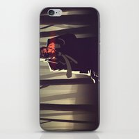 sin city iPhone & iPod Skins featuring Sin City woods by Sam Daley