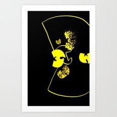 Wu Tang Clan Art Print