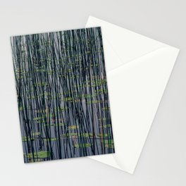 marshy reedbeds Stationery Cards