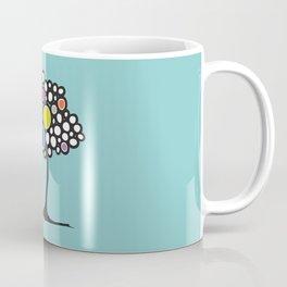 Bird on a tree Coffee Mug