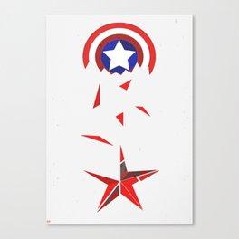 CA:TWS Minimalist Canvas Print