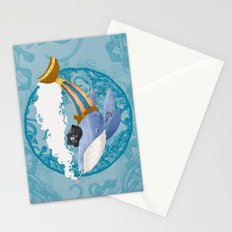 Ballena Pirata Stationery Cards