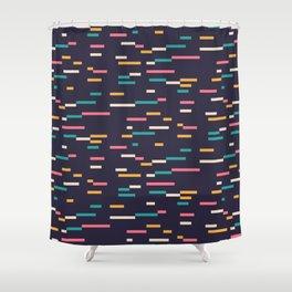 Pattern # 3 Shower Curtain