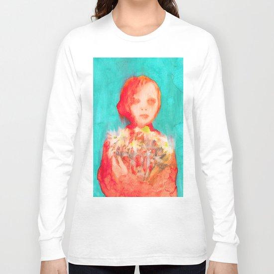 She Daisy Long Sleeve T-shirt