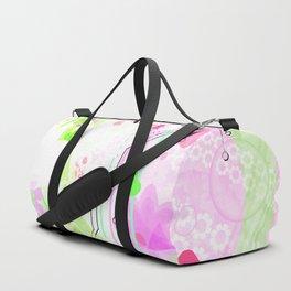 Digital Melon Duffle Bag