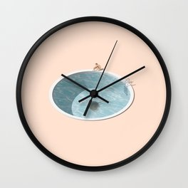 Sting Wall Clock