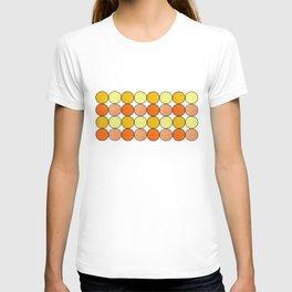 Polka Brights (yellow/orange) T-shirt