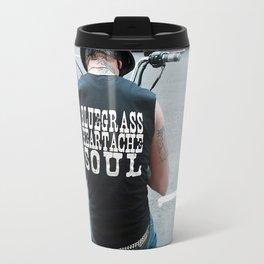 Bluegrass Heartache Soul Travel Mug