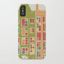 Festival in the streets iPhone Case
