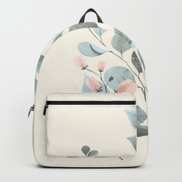 Verdant Branches 02 Backpack