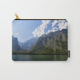 Bavaria - Alpes- Mountains Koenigssee Lake Carry-All Pouch
