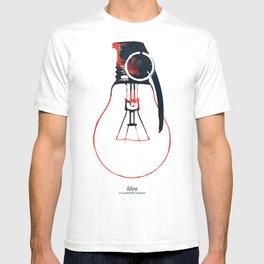 Idea Bomb (2) T-shirt