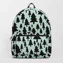 Mint x Pine Forest by floresimagespdx
