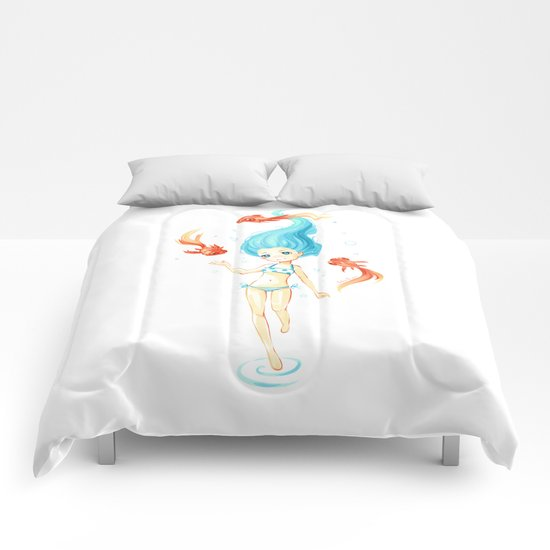 Coral 2 Comforters