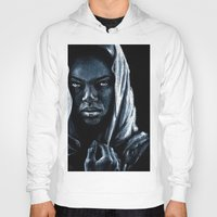 african Hoodies featuring African by elenachukhriy