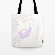 Holy Jesus II Tote Bag