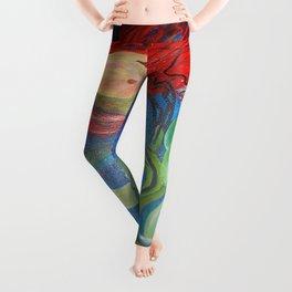 Enchanted Mermaid Leggings