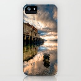 Loch Long Torpedo Testing Station iPhone Case