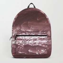 Brown wash drawing Backpack