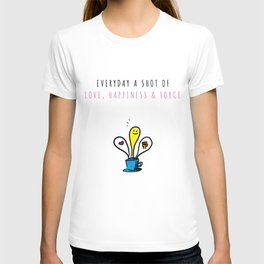 SHOT TRIPLE T-shirt
