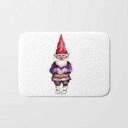 Alfred the Gnome Bath Mat