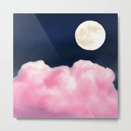 Have a lovely night Metal Print