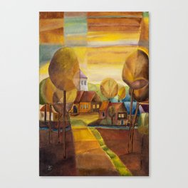 DoroT No. 0005 Canvas Print