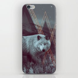 In Wildness | Wolf iPhone Skin