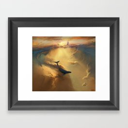 Infinite Dreams Framed Art Print