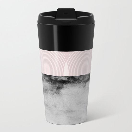 C6 Metal Travel Mug