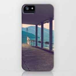 Schifflaendi Buochs iPhone Case