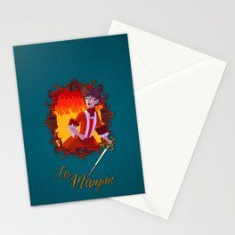 La Maupin Stationery Cards