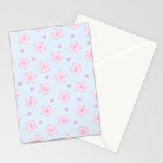 Kawaii Sakura Cherry Blossom Stationery Cards