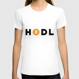 Bitcoin HODL T-shirt