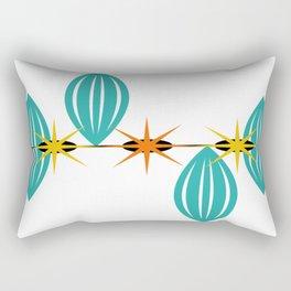 Mid-Century Modern Art 1.5 Rectangular Pillow