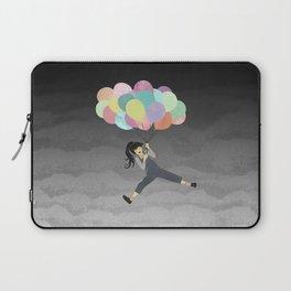 Balloon Ride Laptop Sleeve
