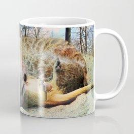 Very tired... Coffee Mug