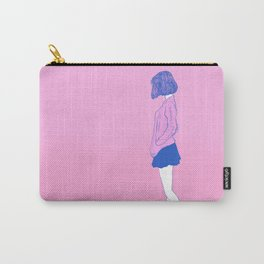 Girl I Carry-All Pouch