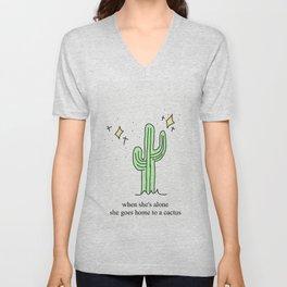 Harry Styles Cactus Unisex V-Neck