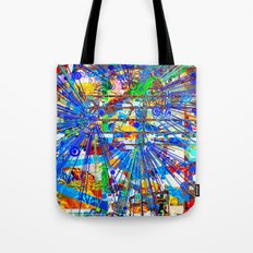 Shy Heather (Goldberg Variations #19) Tote Bag