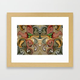 Long Time Ago Framed Art Print