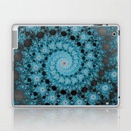 Fractal Eddy Laptop & iPad Skin