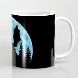 Friendship Of A Blue Moon Coffee Mug