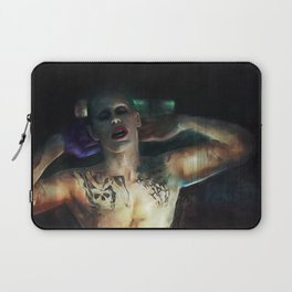 The Joker - The Clown Prince Of Gotham - Suicide Squad Laptop Sleeve
